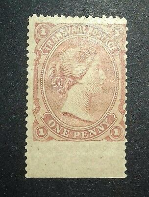 Transvaal 1878 1d red brown SG.134