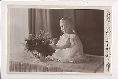 Vintage Postcard Prince Frederick of Prussia (1911–1966)