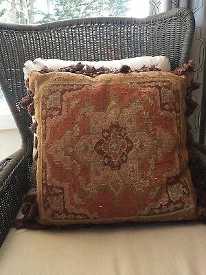 Frontgate Aubusson pillow
