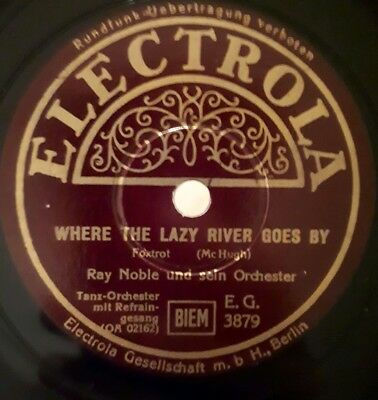 Ray Noble Orchestra and Al Bowlly - There's Something In The Air / Where The...
