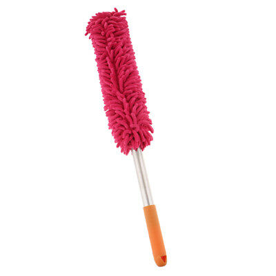 Microfiber Handwedel Magic Duster 12cm Griff Home Dusting Staub Collecter