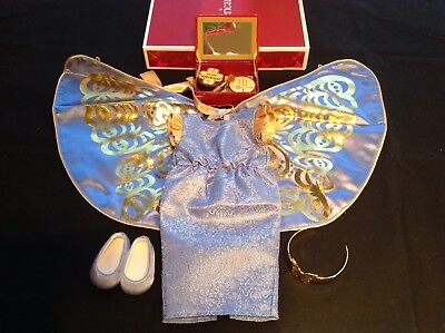 American Girl Doll Rebecca's School Play Butterfly Outfit Retired *Mint* In Box