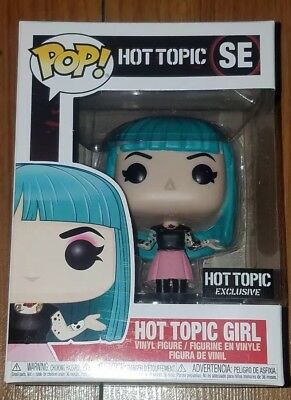 Funko Pop SE Hot Topic Girl LACC Shared Exclusive In Hand