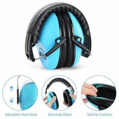 Comfortable Kids Children Ear Hearing Defenders Protectors 26dB Ear Muffs Safety