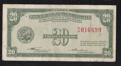 Philipina 20 Cents