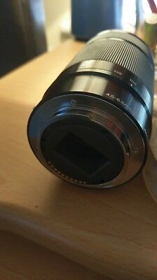 Sony sel 55-210mm Lens For E-mount Cameras. New With No Box