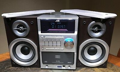 JVC UX G50 Micro Component Stereo System