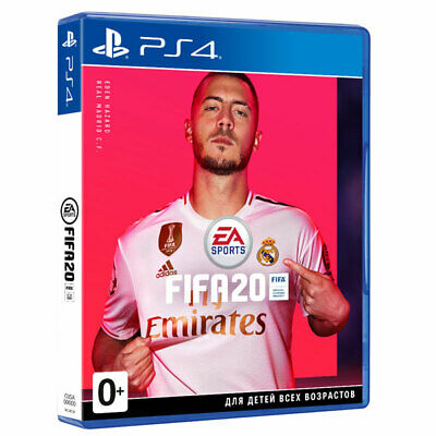 *NEW* FIFA 20 (PS4, 2019) English,Russian,Polish,Arabic,Turkish