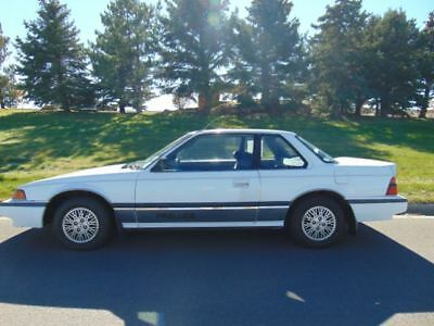 1987 Honda Prelude 2.0 Si Coupe 2-Door Clean 1987 Honda Prelude 2.0 Si/S NO RESERVE See VIDEO