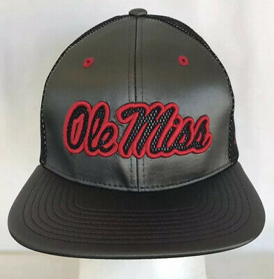 brand new fbe7c e4614 ... reduced ole miss rebels zephyr ncaa carbonite snapback cap hat nwt  40741 cca89