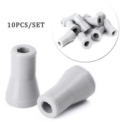 10x Dental Oral SE Saliva Ejector Rubber Valve Snap Tip Adapter Replacement