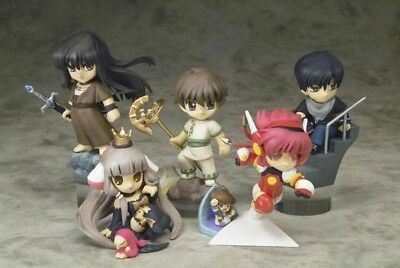 Complete CLAMP in 3-D LAND 2nd Series  Figure w/Box