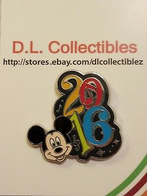 Disney Musical Booster Set Mickey Mouse 2016 Pin