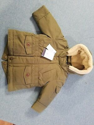 winter coat size 6 to 12 months brand new with tags
