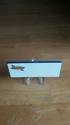 NOS Sunoco Oil Gas Service Filling Station Employee Name Tag