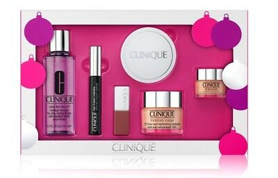 Clinique Must Have Set 6 Full Size Products, BN Bundle Indiv. Value £118!! 🎁