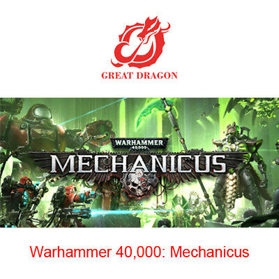 [Contact Before Purchase] Warhammer 40,000: Mechanicus [PC Global]