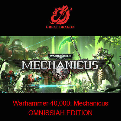 [Contact Before Purchase] Warhammer 40000Mechanicus OMNISSIAH EDITION[PC Global]
