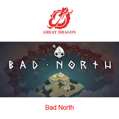 [Contact Before Purchase] Bad North [PC Global]