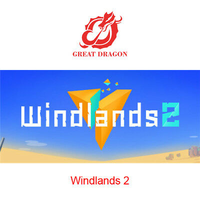 [Contact Before Purchase] Windlands 2 [PC Global]