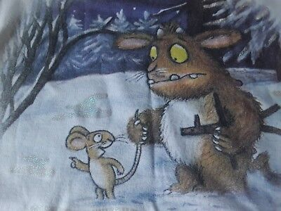 The Gruffalo's Child T-shirt  6 - 7 years