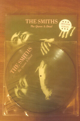 The Smiths – The Queen Is Dead  picture disc lp vinyl limited edition