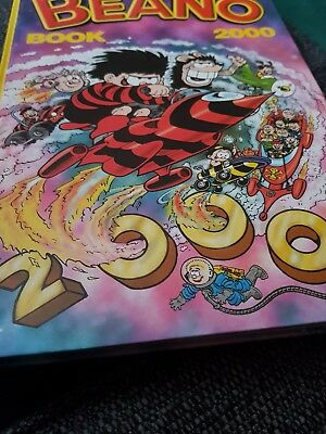 The Beano Book 2000 X EXCELLENT CONDITION X 854 X
