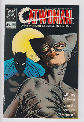 Catwoman #4 1989 DC VF