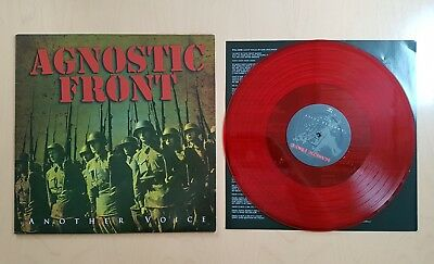 Agnostic Front – Another Voice | Hardcore, Sick of it All, Limited Edition