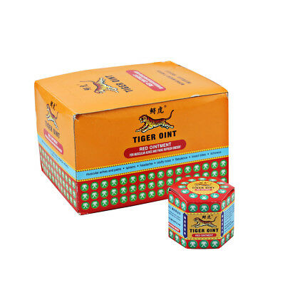 Muscle Pain Relief Ointment  Analgesic Active Cream Tiger Balm Mosquito Bites
