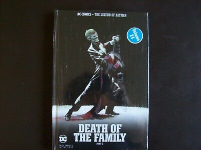 DC COMICS THE LEGEND OF BATMAN COLLECTION # 24 Death Of The Family Part 2
