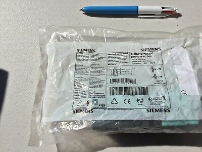 SIEMENS Simatic PXI200 Inductive Proximity Switch 3RG4031-6CD00