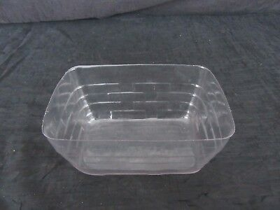 Longaberger Plastic Protector #40711 (Kiddie Purse, Tea Basket)