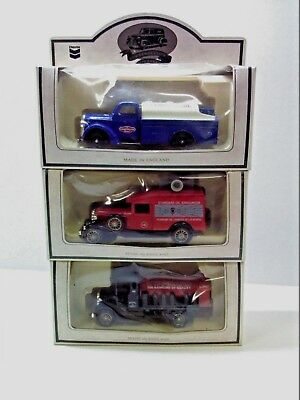 Lot (3) Chevron 1936 Farm Delivery, Truck,Standard Announcer Car,Red Crown 1927