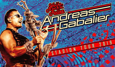 2x Front-of-Stage Andreas Gabalier München Sa., 15.06.2019 FOS Stadion live