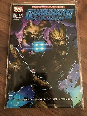 Guardians of the Galaxy 6, Panini