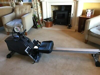 York Fitness R700 Rowing Machine