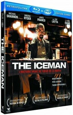 THE ICEMAN - BLU RAY + DVD Edition Combo - NEUF SOUS BLISTER