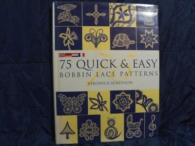 Quick & easy Bobbin Lace Patterns Sorenson Klöppeln