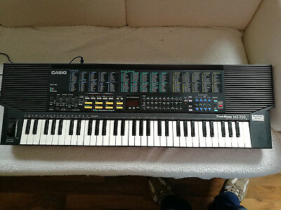 Keyboard von Casio MT-750