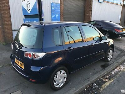 2006 56 Mazda 2 Antares 1.4 Petrol 55000 miles 12 months m.o.t Blue Part x Clear