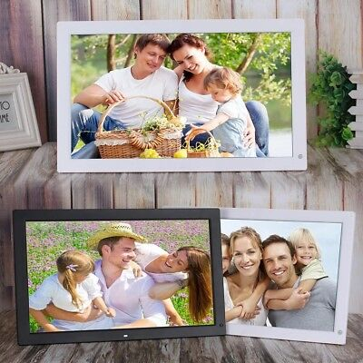 "18.5"" Wide Screen 1366*768 HD LED Digital Photo Frame Picture Abulm Movie Player"