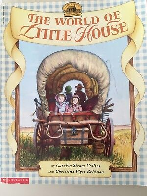 The World of Little House Softcover Book