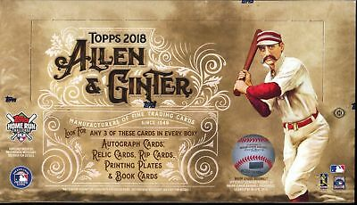 2018 Topps Allen and Ginter Set Filler Lot of 10 - Choose Your Cards! See List!