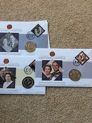 2011 Coin First Day Covers St Lucia, Biot