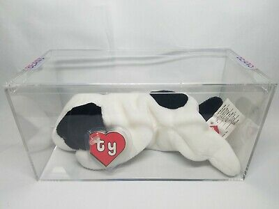 831b5b0d44f Authenticated Ty Beanie Baby Rare Spot 2nd 1st Gen Tag Embroidered Tush  MWMT-MQ