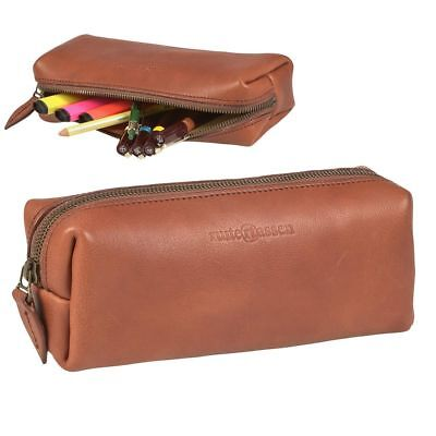 Ruitertassen Untidy Person Pencil Case Pen Case Leather Ultimate