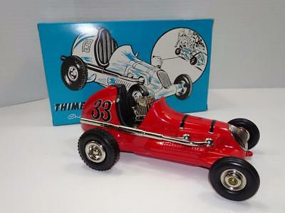 Nylint Replica Diecast Champion Thimble Drome Tether Car. New.