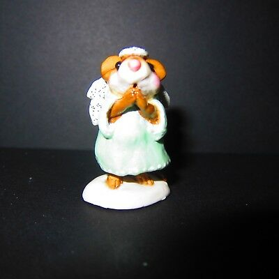 Wee Forest Ice Angel Retired