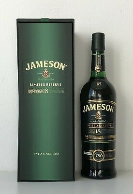 JAMESON Limited Reserve 18 Years Old